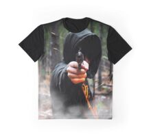 Hunted Graphic T-Shirt