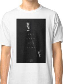 bourne 2016 Classic T-Shirt