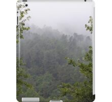 Ardeche mountains iPad Case/Skin