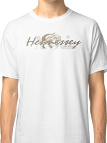 XO & HENNESSY WOMEN'S VEES by Forty-Nine Apparel Classic T-Shirt