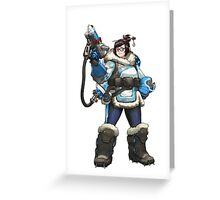 Mei Greeting Card