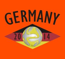 Germany World Cup 2014 by heliconista
