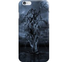 The Tree of Sawols Cyanotype iPhone Case/Skin