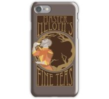 Neloth's Fine Teas iPhone Case/Skin