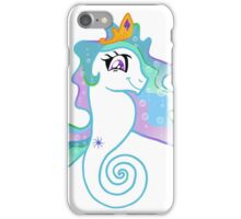 Princess Sealestia, Ruler of Aquastria iPhone Case/Skin