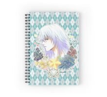 Riku Inspired Print Spiral Notebook