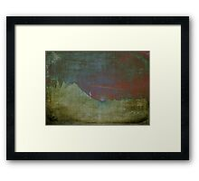 Walk Two Moons Framed Print