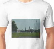 "F-15 ""Eagle"" Welcome To Wright - Patrick AFB Unisex T-Shirt"