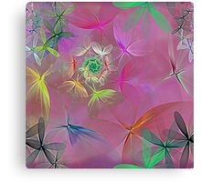 Pink Spice Canvas Print