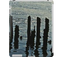 Pilings iPad Case/Skin