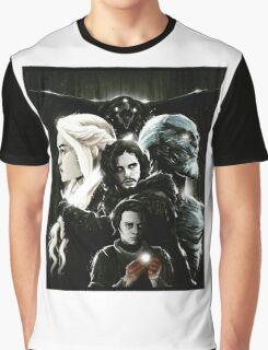 game of thrones poster Graphic T-Shirt