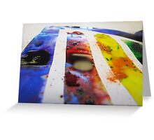 Watercolour Photography 1 Greeting Card