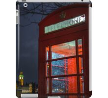Machination - London Lights iPad Case/Skin