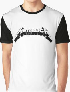 Metallica Logo Limited Graphic T-Shirt