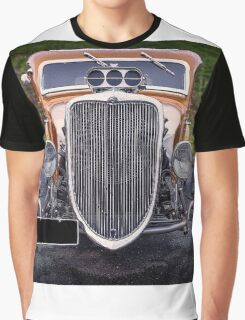 Ford Hot Rod Graphic T-Shirt
