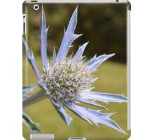 Single Thistle iPad Case/Skin