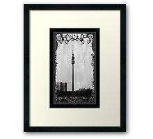 Dortmund Florianturm Framed Print