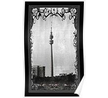 Dortmund Florianturm Poster