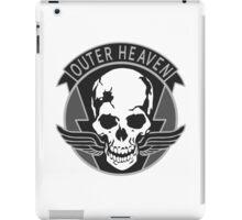 Outer Heaven iPad Case/Skin