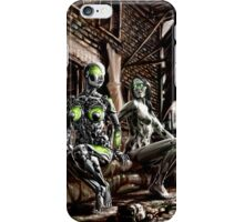 Cyberpunk Painting 029 iPhone Case/Skin
