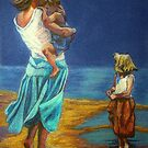 """""""By The Beautiful Sea"""" by Susan Bergstrom"""