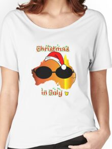 Christmas in July 2016  tshirt  Women's Relaxed Fit T-Shirt