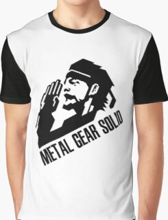 Metal Gear Solid Graphic T-Shirt
