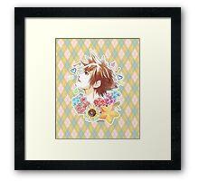 Sora Inspired KH Print Framed Print