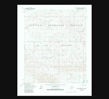 USGS TOPO Map Alaska AK Utukok River B-3 360252 1955 63360 Unisex T-Shirt