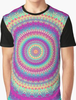 Mandala 137 Graphic T-Shirt