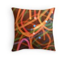 Playing With Light 2 Throw Pillow