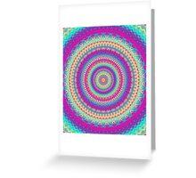 Mandala 137 Greeting Card