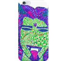 Psychedelic Demon iPhone Case/Skin