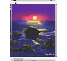 Warming earth iPad Case/Skin