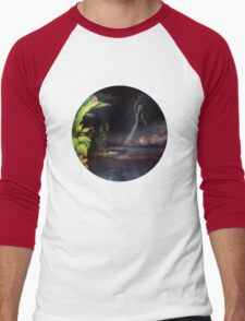 Beach Mood Men's Baseball ¾ T-Shirt