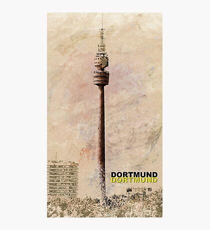 Dortmund TV Tower Florianturm Photographic Print