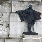 Royal Artillery Monument by phil decocco