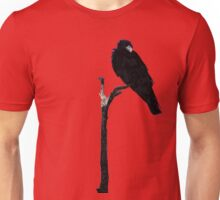 Punk Rock Raven Unisex T-Shirt