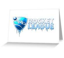Rocket League Greeting Card
