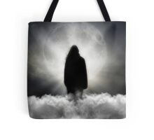 Cloud nine is a lonely place Tote Bag