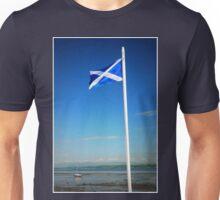 Aye Scotland.... Unisex T-Shirt