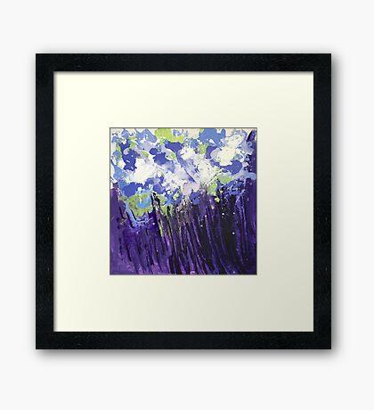 Bloom By Kenn. Framed Print