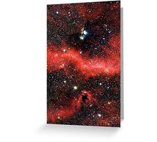 Pink Galaxy 2.0 Greeting Card