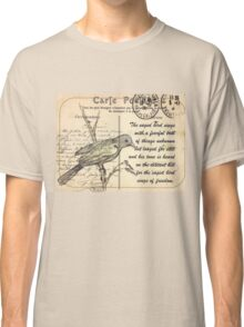 Why the caged bird sings Classic T-Shirt