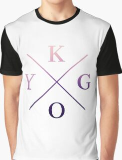 Kygo Violet Graphic T-Shirt