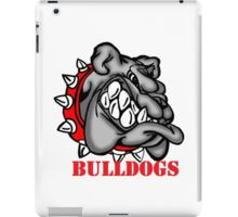 Bulldogs Logo iPad Case/Skin