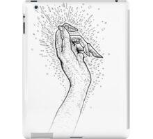 Dark Matter iPad Case/Skin