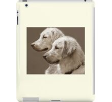 Goldies ~ After The Swim iPad Case/Skin