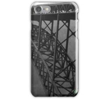 Stark in Spring B&W iPhone Case/Skin