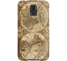 Ancient Map Samsung Galaxy Case/Skin